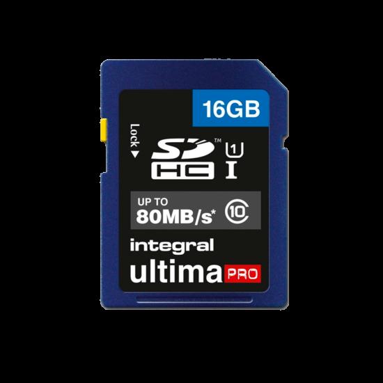 Integral SD 16GB kártya