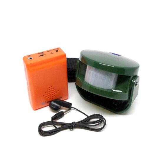 Caliber Hunting vezeték nélküli vadjelző, 1 érzékelős