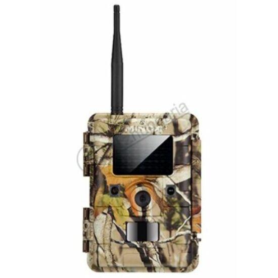 Minox DTC 1100 3G Plus vadkamera camo + Eneloop akku szett töltővel