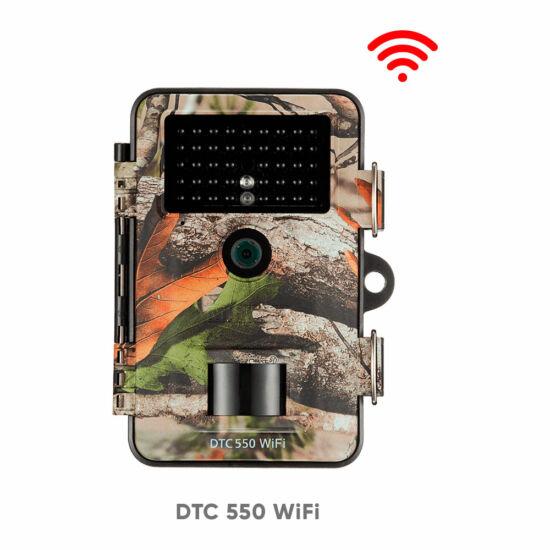 Minox DTC 550 WiFi vadkamera