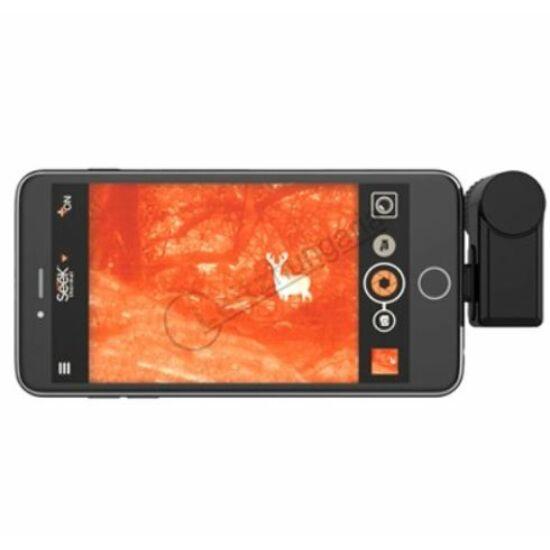 Seek Thermal Compact XR hőkamera modul Android eszközhöz
