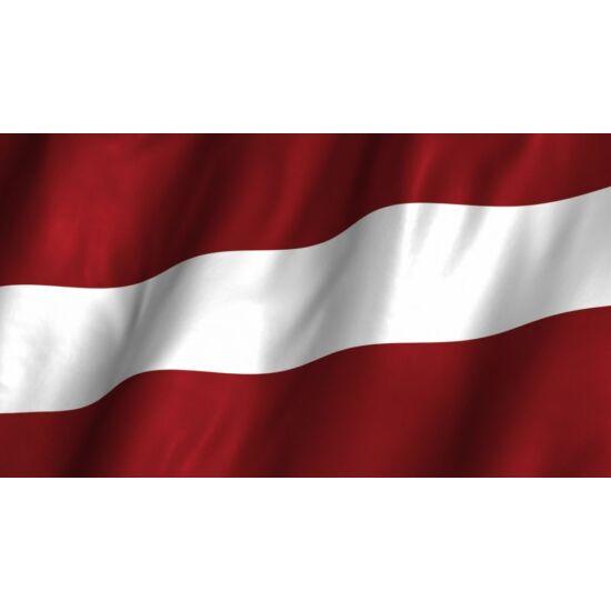 Lett zászló