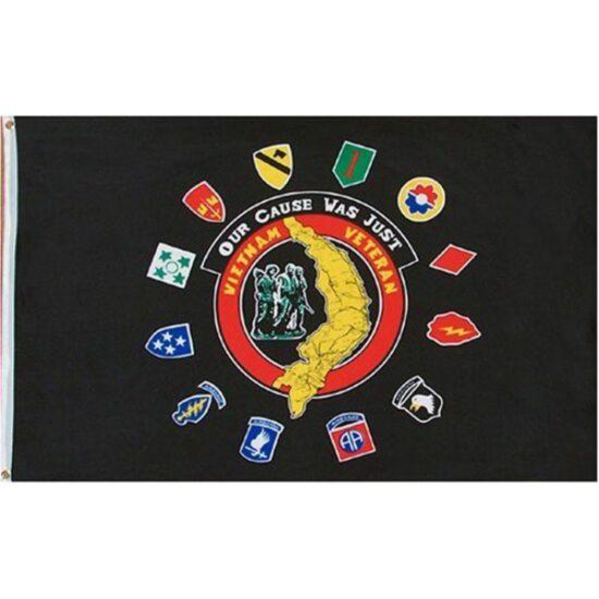 Vietnámi veterán zászló