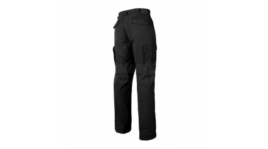 565bbb38b7 Mil-Tec BDU nadrág női, ripstop, fekete színben - Nadrágok