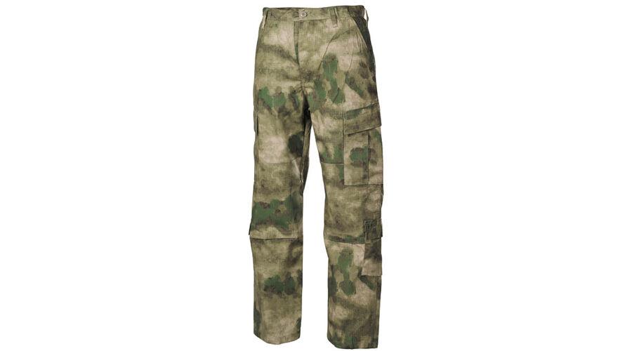 45fce51472d7 US gyakorló nadrág, ACU Rip Stop terepmintás zöld színben - Nadrágok